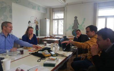 Uvodni sestanek partnerjev