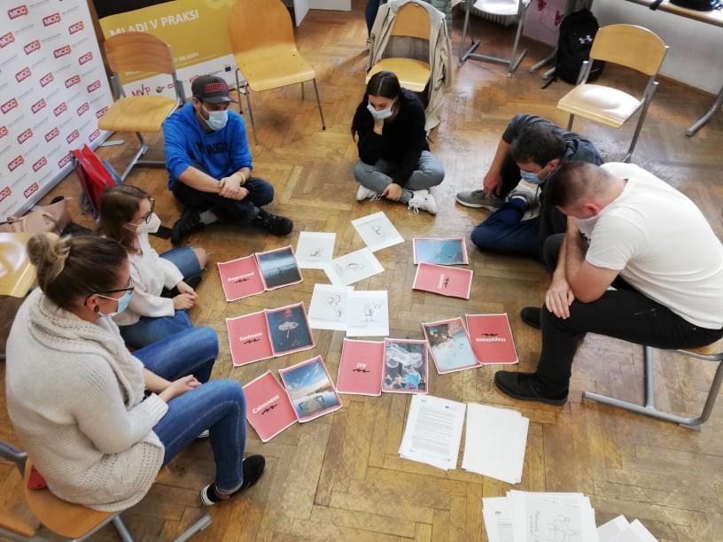 Fokusna skupina mladinskih vodij