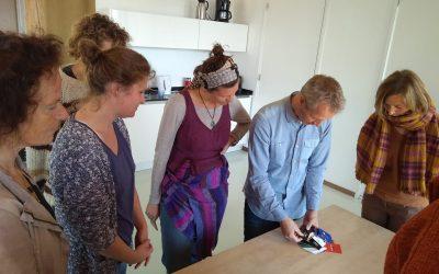 Nizozemci predstavili YOCO kartice lokalni skupnosti