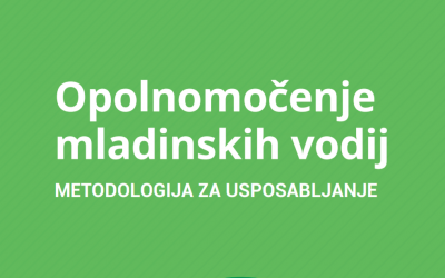 Priročnik projekta APEL v slovenščini