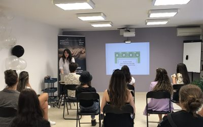 Project presentation in Bulgaria