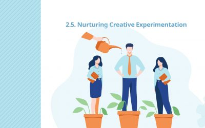 Want to learn more about nurturing your creative experimentation?