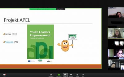 Celjski mladinski center je predstavil projekt APEL na Mednarodni fakulteti za družbene in poslovne študije!
